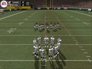 Test Madden NFL 2004 PC - Screenshot 7
