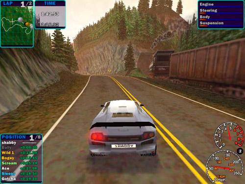 افضل العاب السيارات Need Speed High Stakes بحجم nfs4pc002.jpg