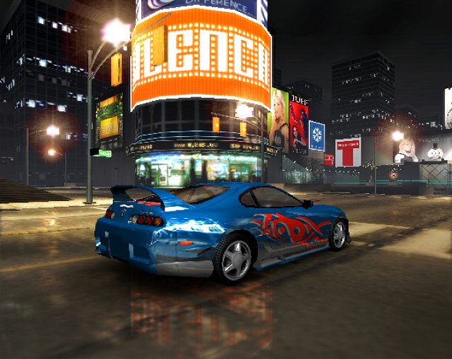 السباقات Need Speed: Underground Dilogy nfsupc001.jpg