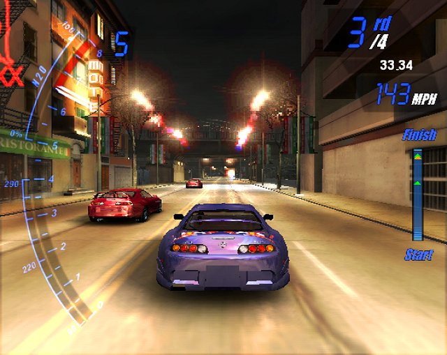 السباقات Need Speed: Underground Dilogy nfsupc002.jpg