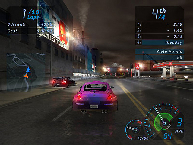 السباقات Need Speed: Underground Dilogy nfsupc015.jpg