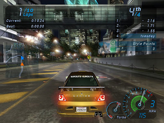 السباقات Need Speed: Underground Dilogy nfsupc018.jpg