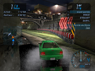Test Need for Speed Underground PC - Screenshot 23