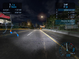 Test Need for Speed Underground PC - Screenshot 25