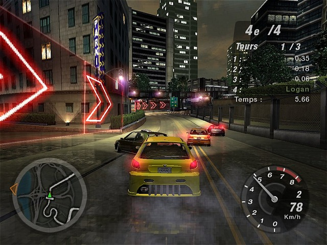 السباقات Need Speed: Underground Dilogy nfu2pc033.jpg