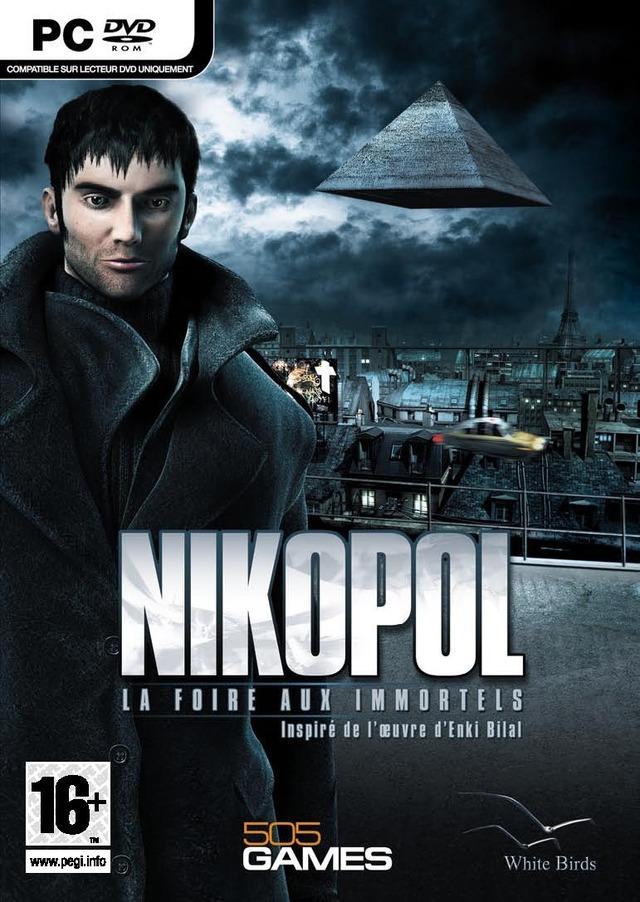 Nikopol : La Foire aux Immortels [PC] [MULTI]