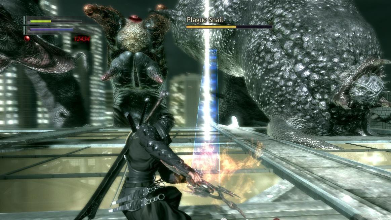 لعبة النينجا Ninja Blade PC