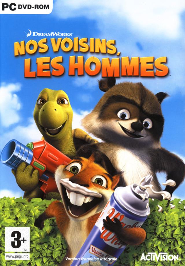 jeuxvideo.com Nos Voisins les Hommes - PC Image 1 sur 22