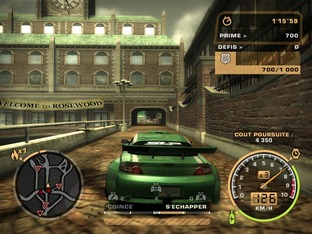 Need for Speed : Most Wanted PC