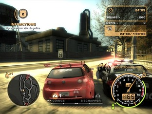 Test Need For Speed Most Wanted PC - Screenshot 50