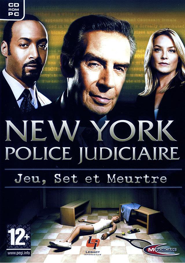new york police judiciaire jeu set et meurtre sur pc. Black Bedroom Furniture Sets. Home Design Ideas