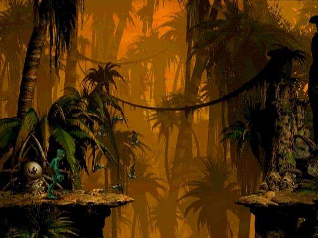 Oddworld : L'Exode d'Abe