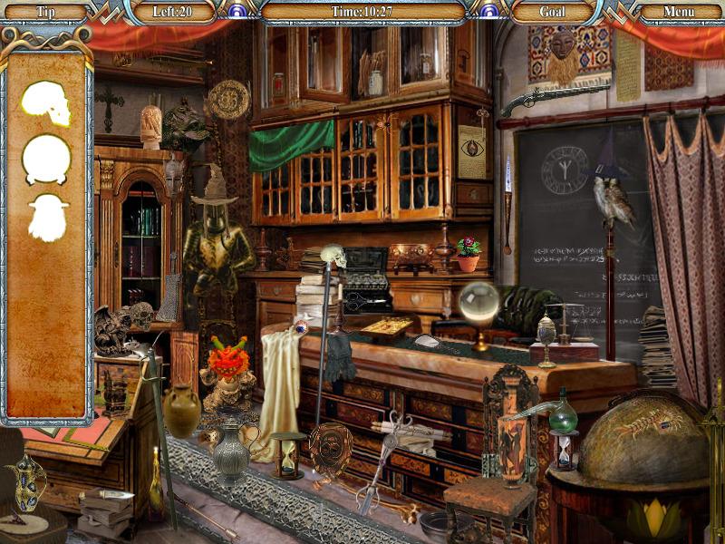 Enigmes & Objets Cachés : L'Académie de Magie