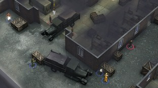 GC 2012 : Images de Omerta - City of Gangsters