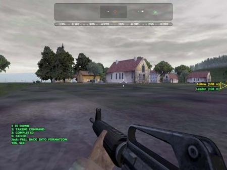 لعبه الاكشن الرائعه ARMA Cold