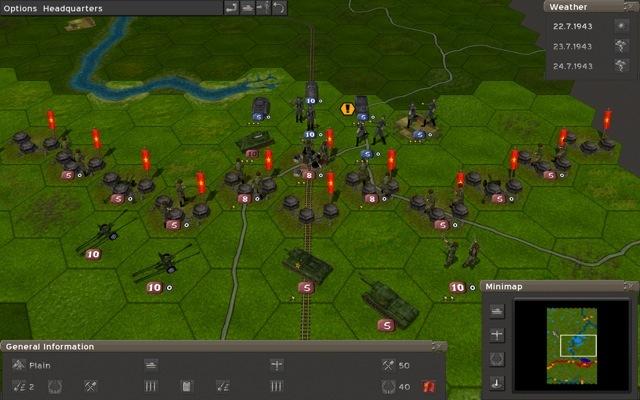 Patch de Operation Barbarossa - The Struggle for