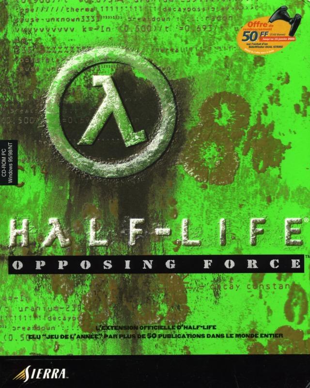 Half-Life : Opposing Force sur PC - jeuxvideo com