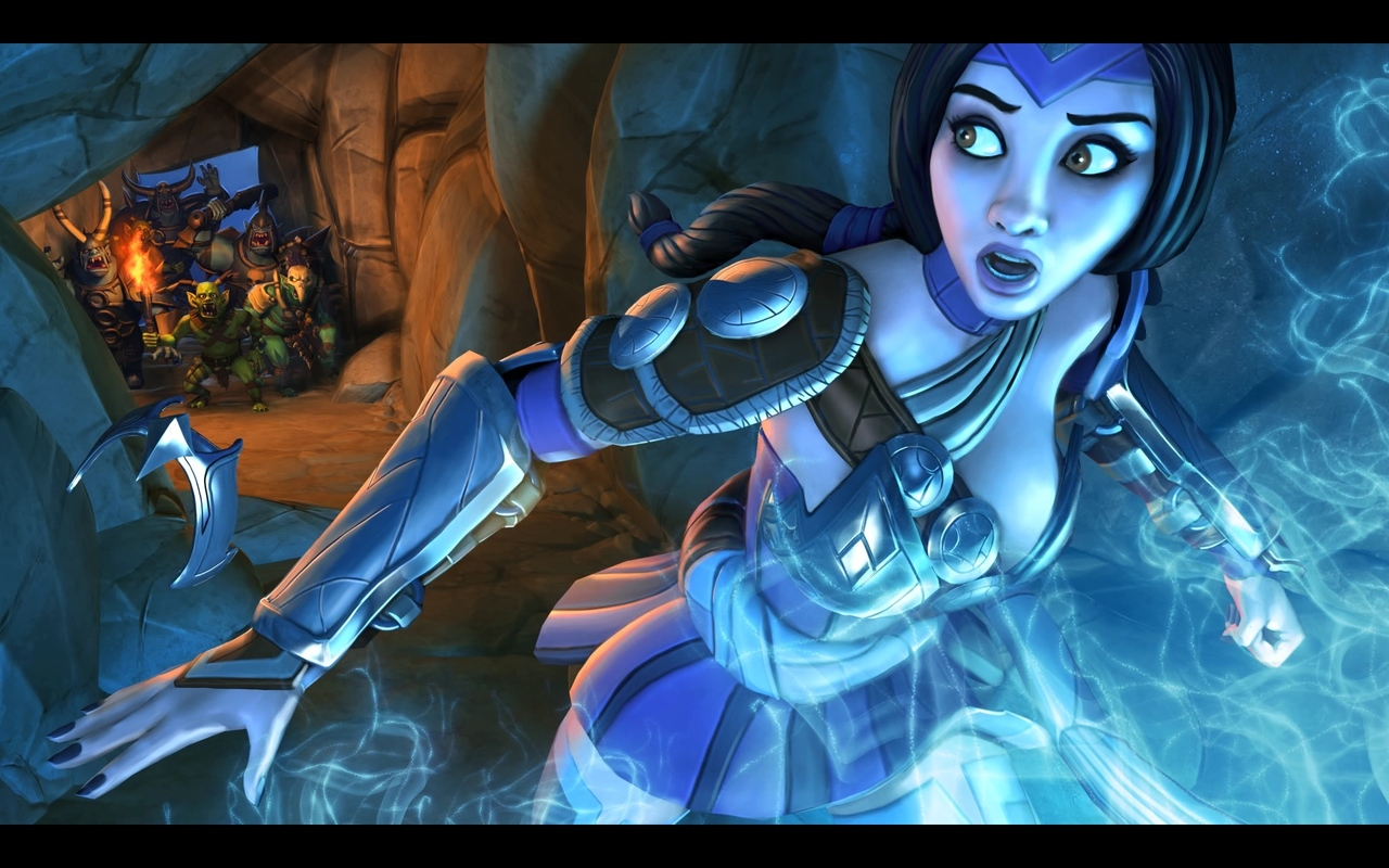 Sorceress orcs must die porn exposed galleries