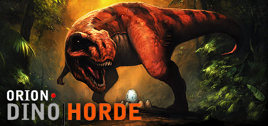 Orion : Dino Horde