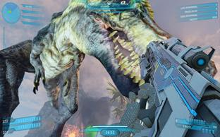 Test Orion : Dino Horde PC - Screenshot 3