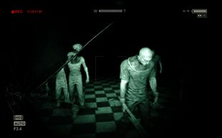 Test Outlast PC - Screenshot 10