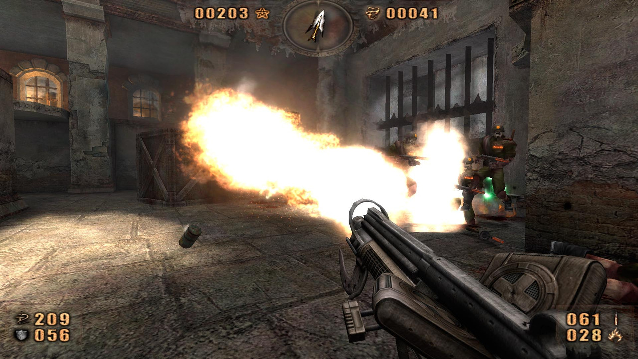 Painkiller Redemption (2011) pc Download