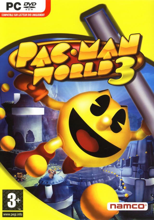 (¯`·._.·[ Pac-Man World 3 ]·._.·´¯) Pamapc0f