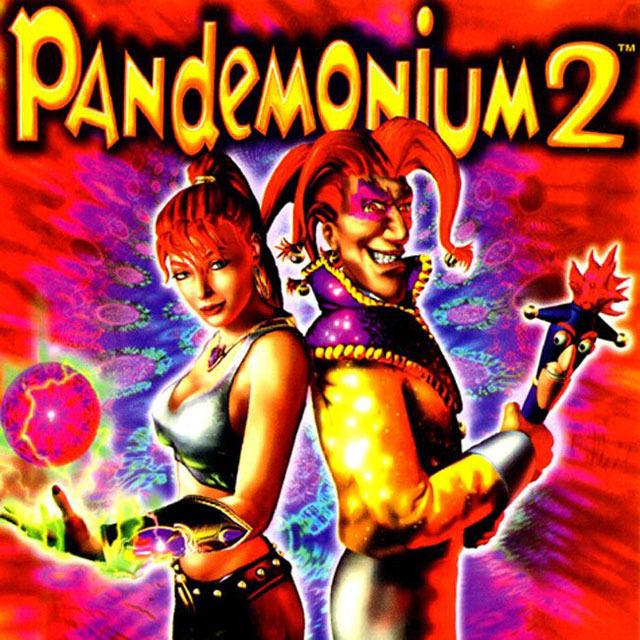 jeux pc pandemonium