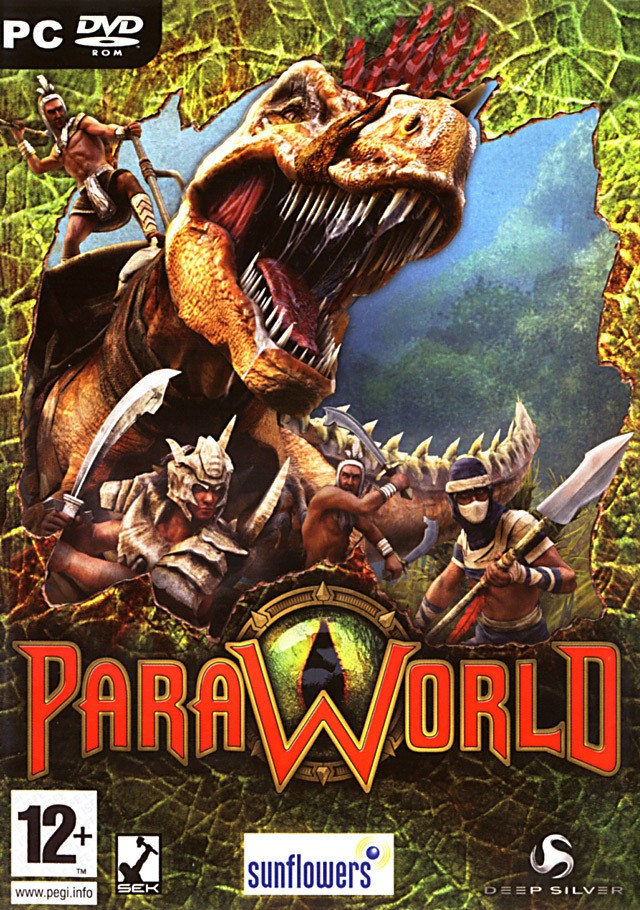 Paraworld + CRACk [MULTI] [PC | ISO] [FS] [US]