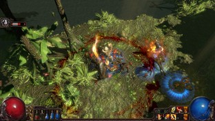 Path of Exile est disponible