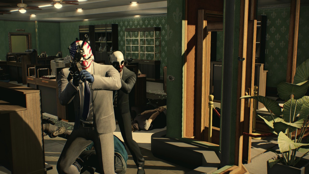 PAYDAY 2 FLT + CRACK ONLY