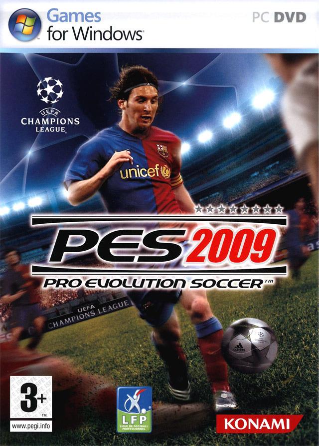 Pro Evolution Soccer 2009 RELOADEDunlimited tracker org preview 0