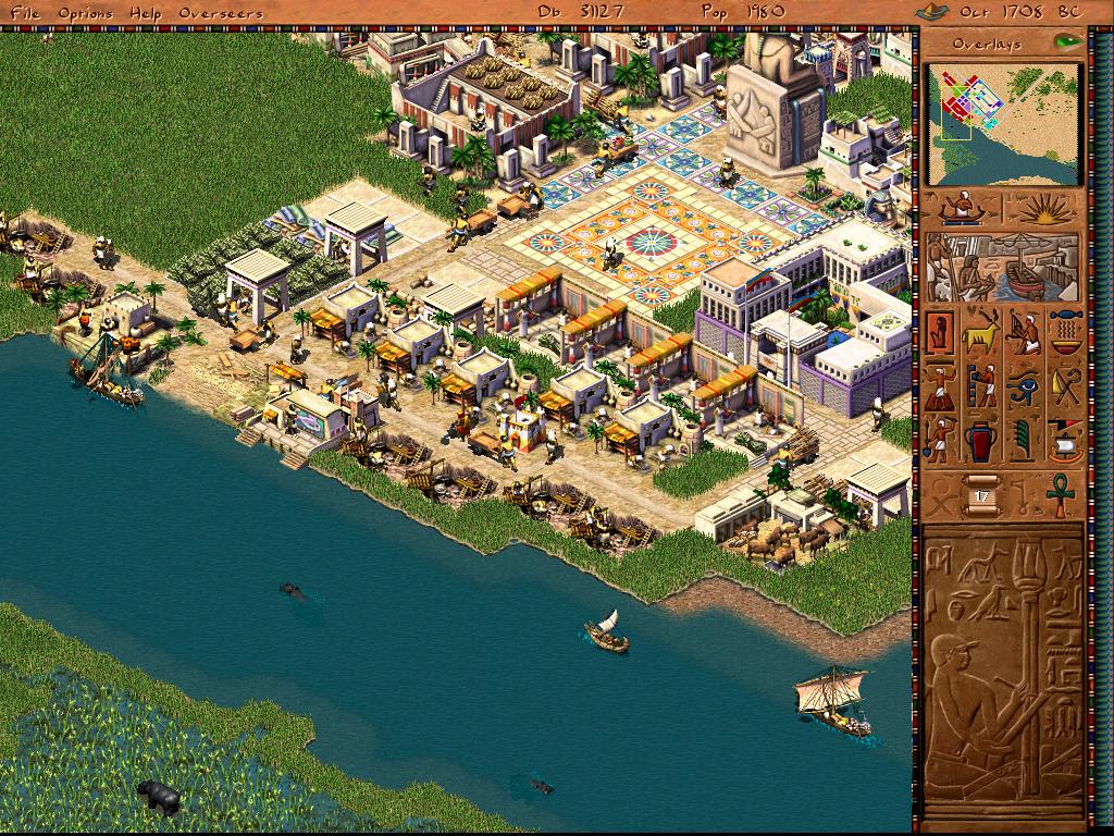 gratuitement pharaon sierra