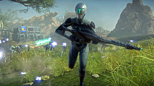Aperçu Planetside 2 - GC 2012 PC - Screenshot 85