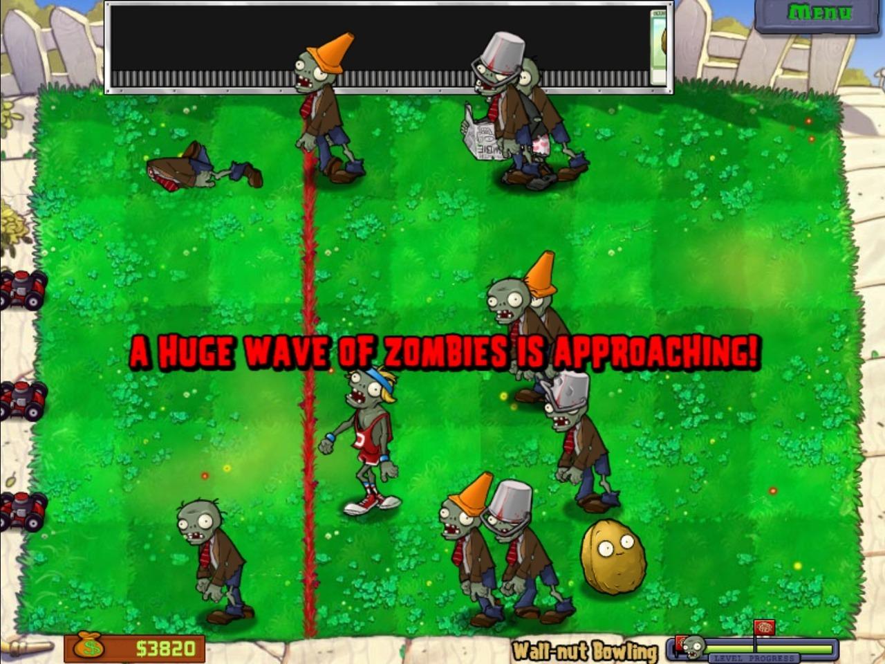 Plantes vs zombies for Plante vs zombie 2