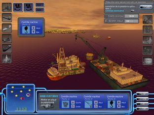 Test Plateforme pétrolière Simulator 2013 PC - Screenshot 1