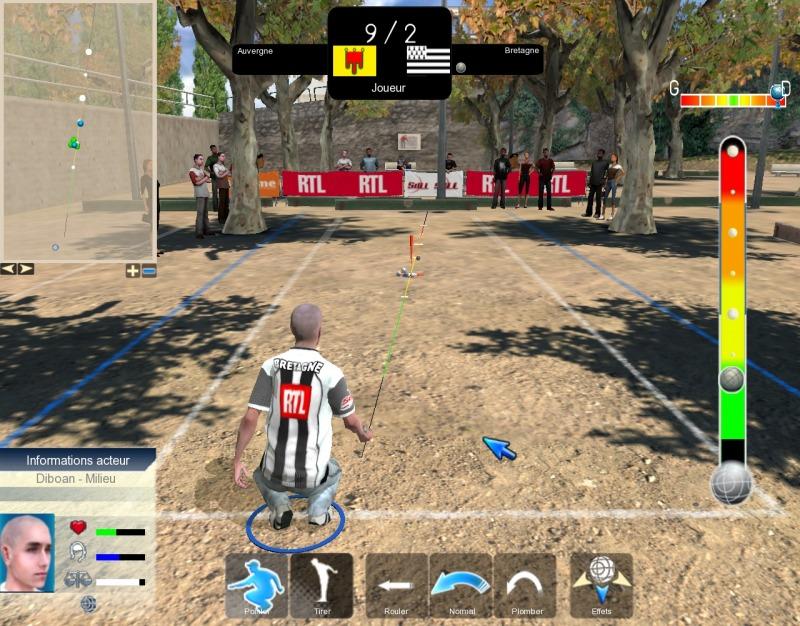 Images Petanque : Le Jeu Du Centenaire PC