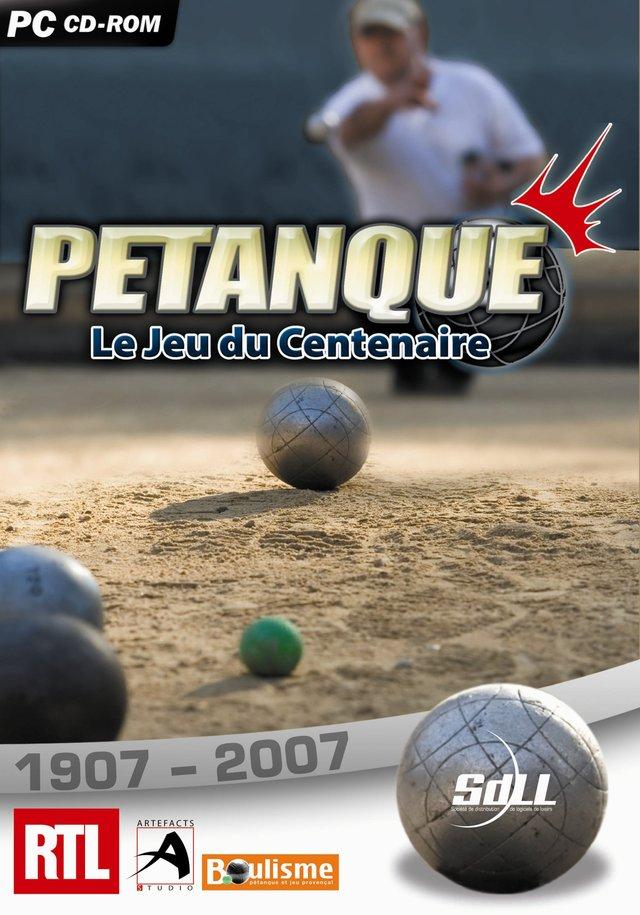 Petanque le jeu du centenaire sur pc for Regle du jeu petanque
