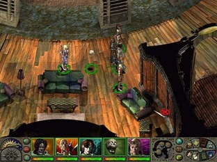 Test Planescape : Torment PC - Screenshot 1