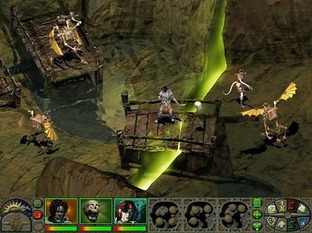 Test Planescape : Torment PC - Screenshot 2