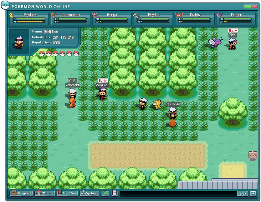 play pokemon games online no download free