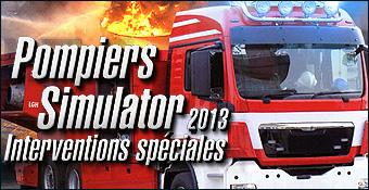 Pompiers Simulator 2013 : Interventions Spéciales