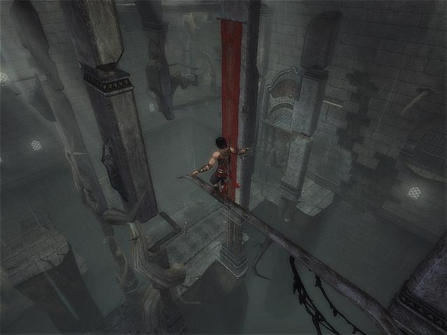 حصريا لعبة Prince Persia Warrior