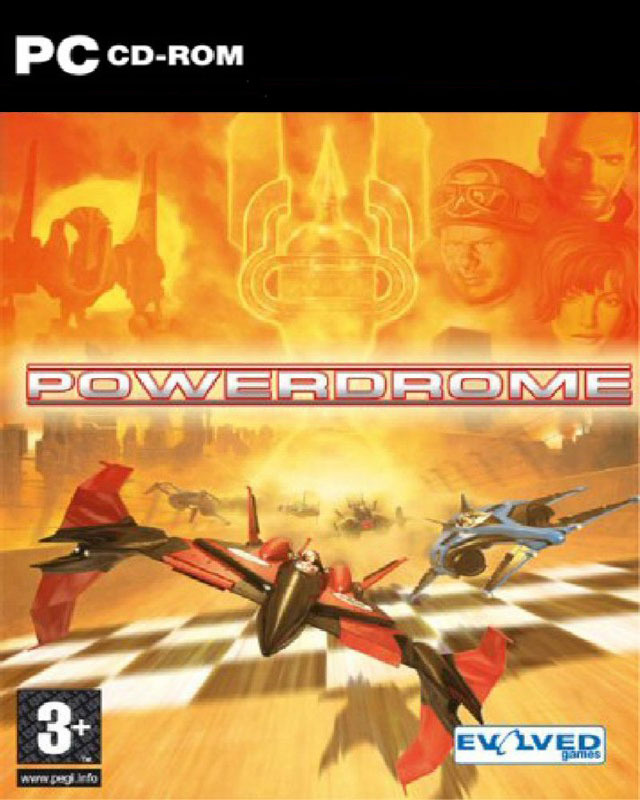 Power Drome  [PC -Multi] [WU] [FS]