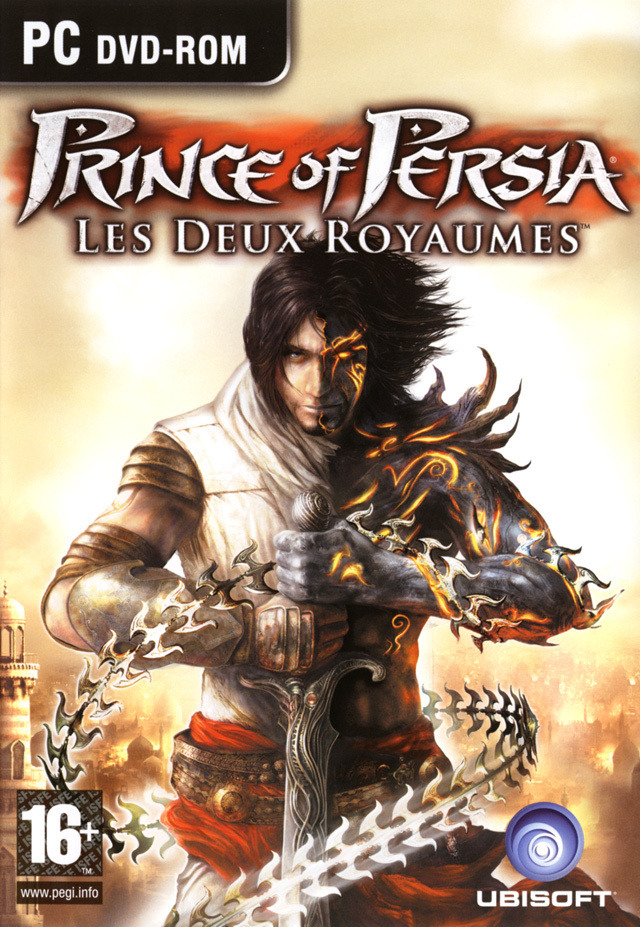 Prince Of Persia 3 The Two Thrones RELOADED [ preview 0