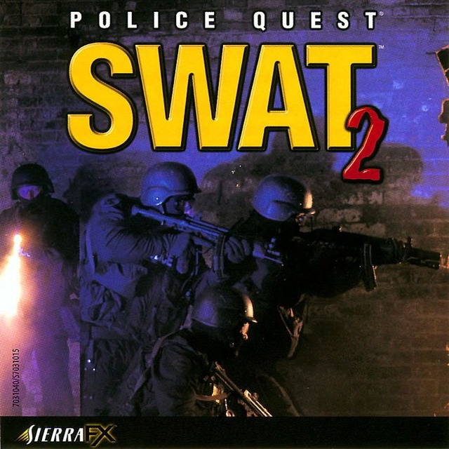 police quest swat 2 sur pc. Black Bedroom Furniture Sets. Home Design Ideas