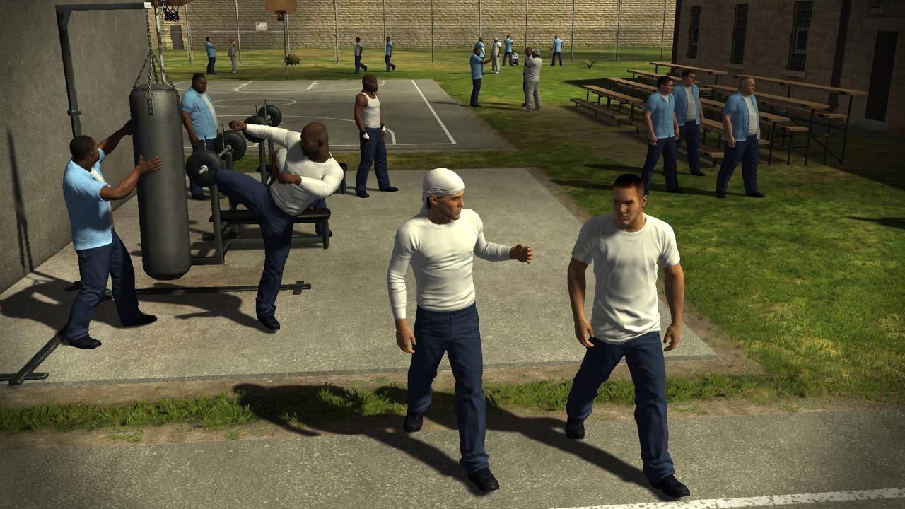 jeuxvideo.com Prison Break : The Conspiracy - PC Image 16 sur 138