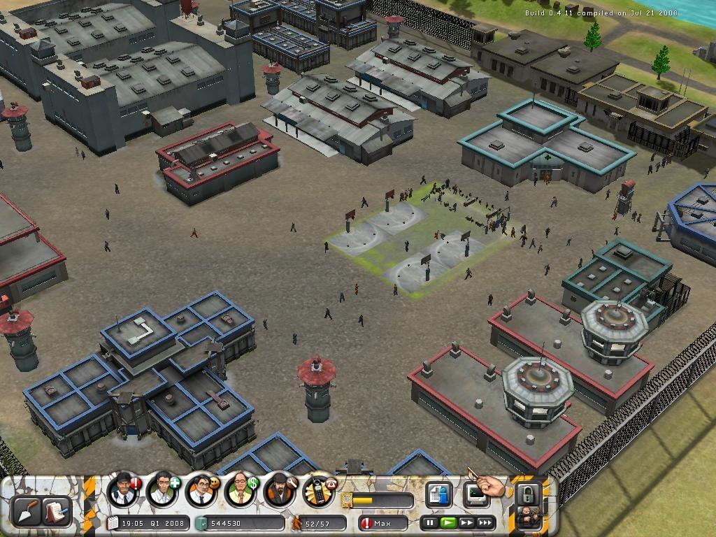 jeuxvideo.com Prison Tycoon 4 : SuperMax - PC Image 11 sur 17