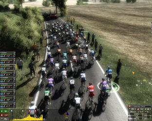 Test Pro Cycling Manager Saison 2012 PC - Screenshot 24