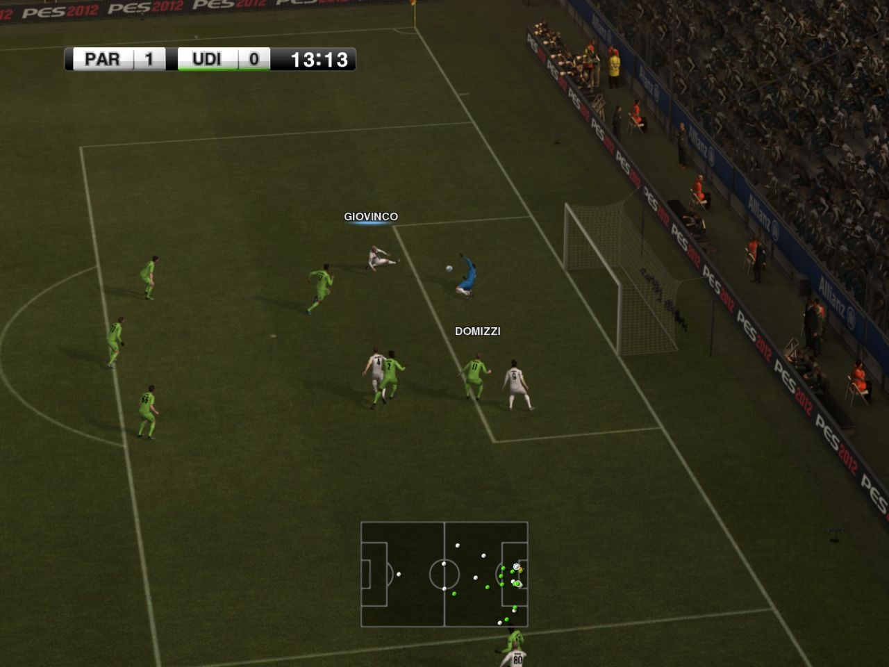 Images Pro Evolution Soccer 2012 PC - 103